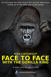 Face to face with the Gorilla king